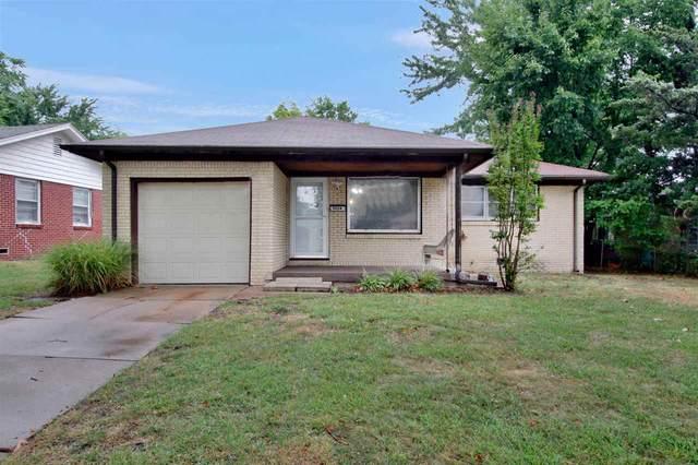 5524 Bunting St, Wichita, KS 67218 (MLS #586743) :: On The Move
