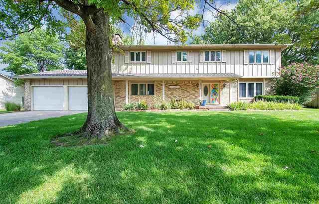 1526 N Caddy Ct, Wichita, KS 67212 (MLS #586752) :: Keller Williams Hometown Partners