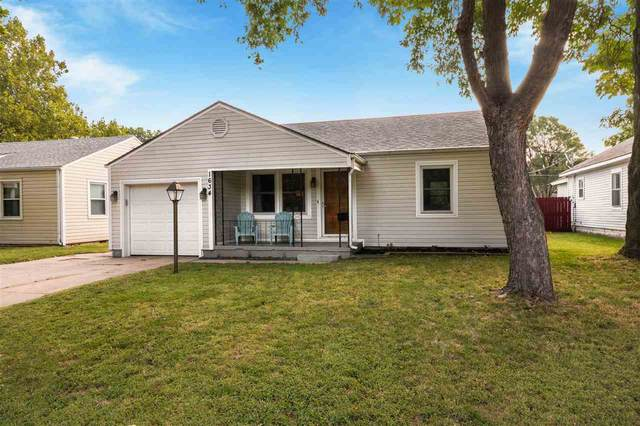 1634 S Elizabeth St, Wichita, KS 67213 (MLS #586753) :: On The Move