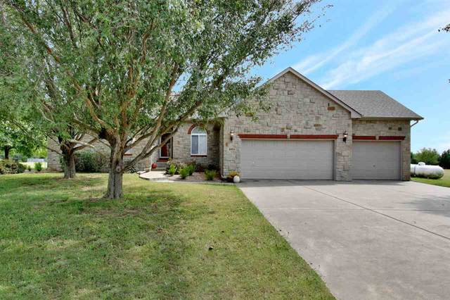 2553 Sunnydale Court, Valley Center, KS 67147 (MLS #586758) :: Pinnacle Realty Group