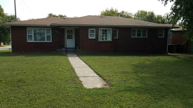 1338 N 7th St, Arkansas City, KS 67005 (MLS #586768) :: Keller Williams Hometown Partners