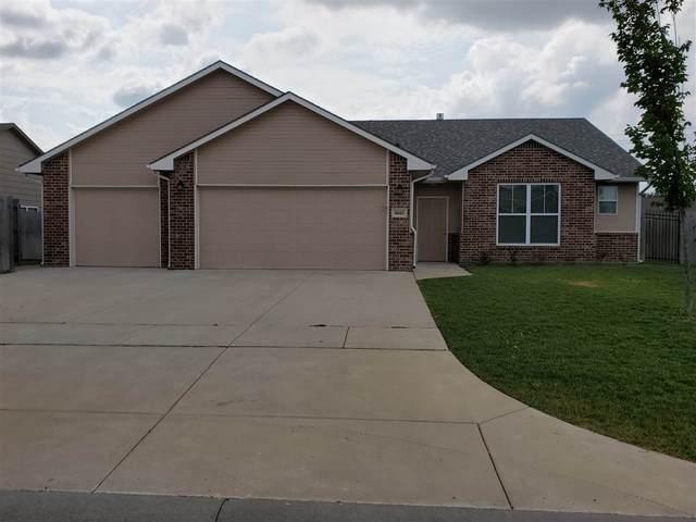 8601 E Millrun, Wichita, KS 67226 (MLS #586769) :: Graham Realtors