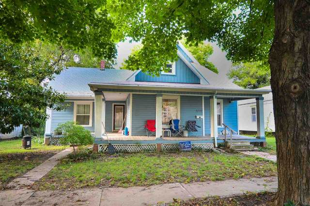 1316 E 6th Ave, Winfield, KS 67156 (MLS #586776) :: Preister and Partners | Keller Williams Hometown Partners