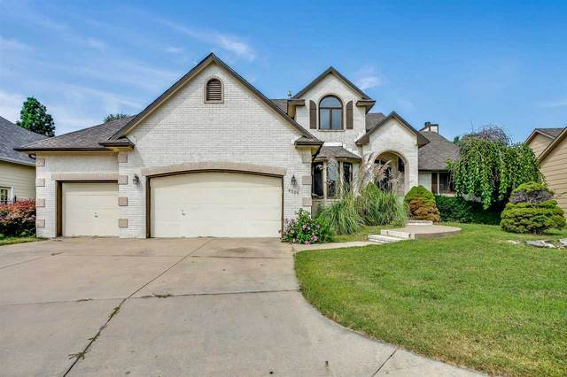 8225 E Oxford Ct., Wichita, KS 67226 (MLS #586784) :: Keller Williams Hometown Partners