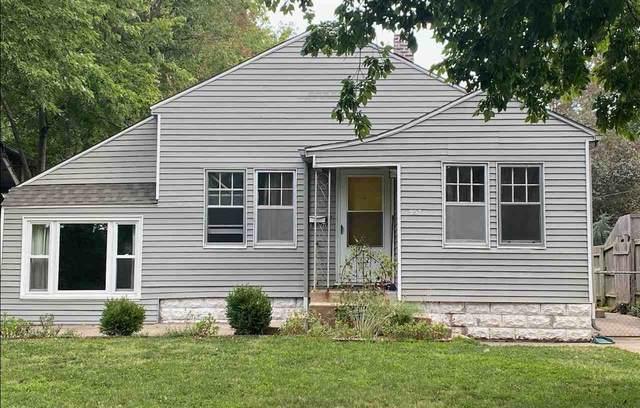 952 N Porter Ave, Wichita, KS 67203 (MLS #586787) :: Preister and Partners | Keller Williams Hometown Partners