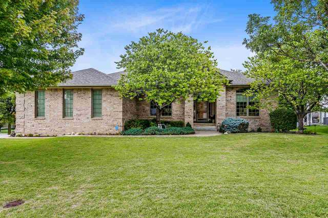 1400 E Ivy Hill Ct, Derby, KS 67037 (MLS #586791) :: Preister and Partners | Keller Williams Hometown Partners