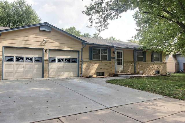 3048 S Chase Ave, Wichita, KS 67217 (MLS #586798) :: Keller Williams Hometown Partners