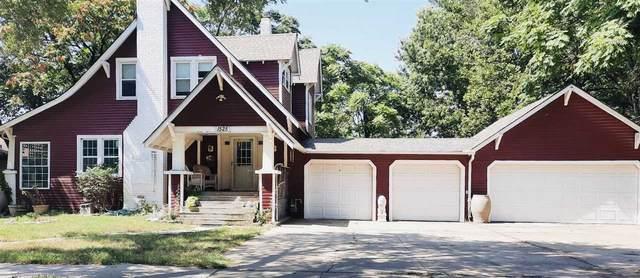 1525 Fairmount St, Wichita, KS 67208 (MLS #586807) :: Keller Williams Hometown Partners