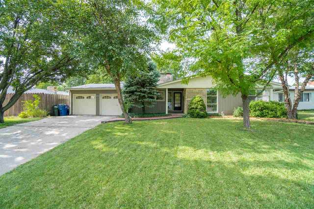 1161 N Edgemoor St, Wichita, KS 67208 (MLS #586811) :: Keller Williams Hometown Partners