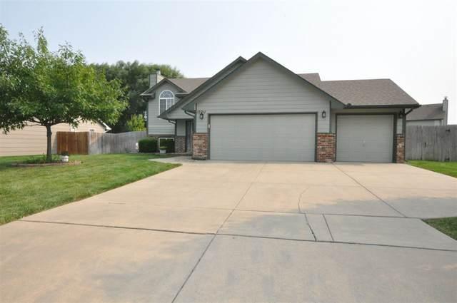 15211 E Sharon St, Wichita, KS 67230 (MLS #586824) :: Preister and Partners | Keller Williams Hometown Partners