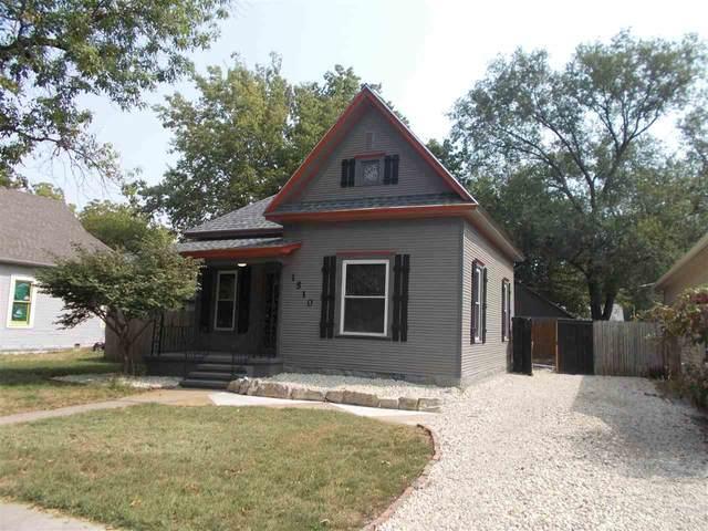 1510 S Water St, Wichita, KS 67219 (MLS #586828) :: Graham Realtors