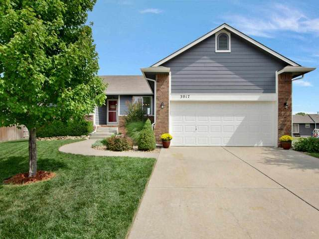 3017 E Lanners Ct, Wichita, KS 67219 (MLS #586829) :: Graham Realtors