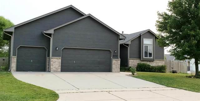 10707 W Atlanta Cir, Wichita, KS 67215 (MLS #586835) :: Keller Williams Hometown Partners