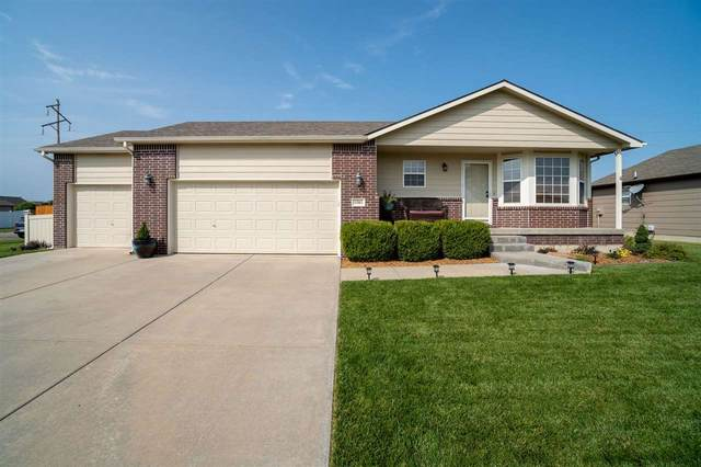 1503 N Kentucky Ln, Wichita, KS 67235 (MLS #586838) :: Keller Williams Hometown Partners