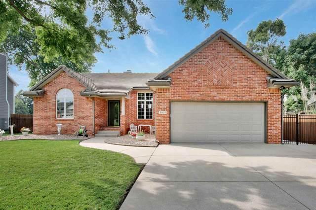 2621 W Bentbay St, Wichita, KS 67204 (MLS #586839) :: Graham Realtors