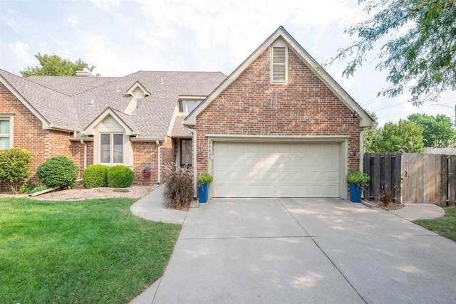 9446 E Bent Tree Cir, Wichita, KS 67226 (MLS #586842) :: Graham Realtors