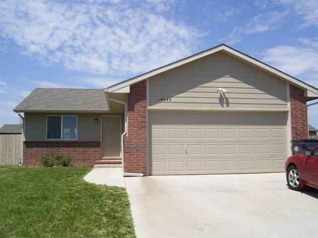 13649 W Ponderosa Ct, Wichita, KS 67235 (MLS #586848) :: Graham Realtors