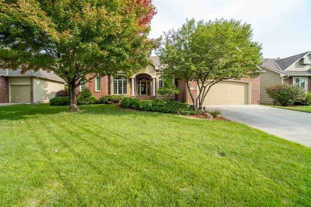 7806 W Meadow Knoll Cir, Wichita, KS 67205 (MLS #586864) :: Graham Realtors