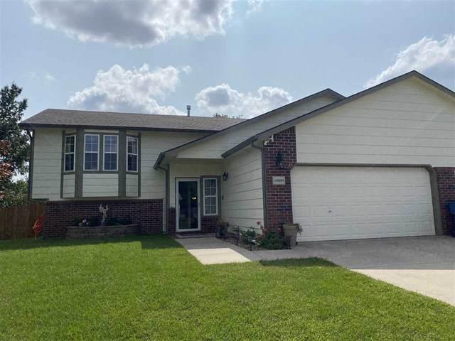 10009 W Jewell Cir, Wichita, KS 67209 (MLS #586866) :: Keller Williams Hometown Partners