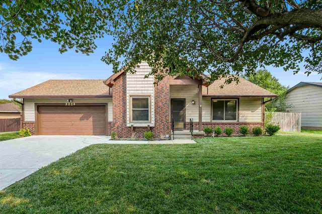 2224 S White Cliff Ln, Wichita, KS 67207 (MLS #586868) :: Keller Williams Hometown Partners