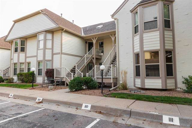 2614 N Executive Way Apt 109, Wichita, KS 67226 (MLS #586872) :: Jamey & Liz Blubaugh Realtors
