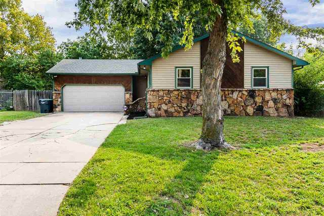 522 N Cardington St, Wichita, KS 67212 (MLS #586881) :: Keller Williams Hometown Partners