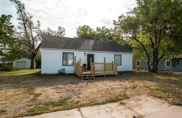 624 N Elder St, Wichita, KS 67212 (MLS #586883) :: Keller Williams Hometown Partners