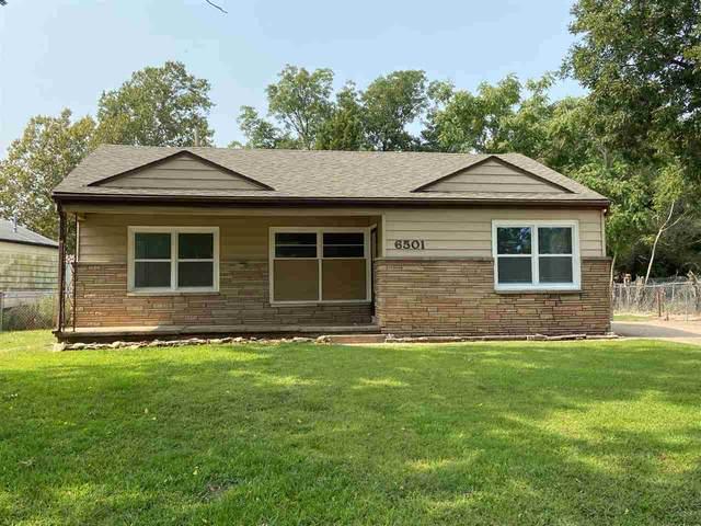 6501 S Ward Parkway, Wichita, KS 67217 (MLS #586885) :: Preister and Partners | Keller Williams Hometown Partners