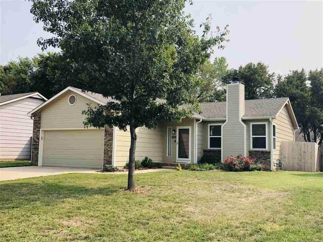 8935 W 18th St N, Wichita, KS 67212 (MLS #586893) :: Keller Williams Hometown Partners
