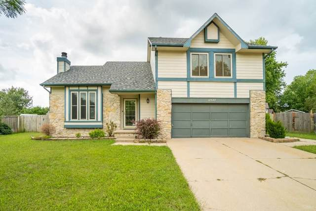 11527 W 14th Cir N, Wichita, KS 67212 (MLS #586899) :: Graham Realtors