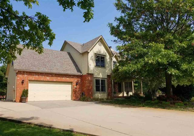 6520 N Bella Ct, Wichita, KS 67204 (MLS #586901) :: Keller Williams Hometown Partners