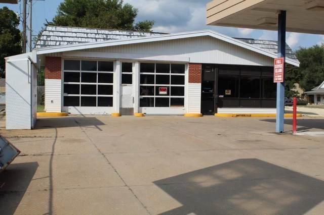 1506 W Central, El Dorado, KS 67042 (MLS #586909) :: Kirk Short's Wichita Home Team