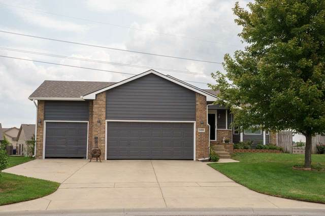 1418 N Decker St, Wichita, KS 67235 (MLS #586913) :: Keller Williams Hometown Partners