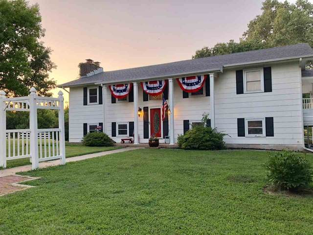 15040 W 63rd St S, Clearwater, KS 67026 (MLS #586914) :: On The Move