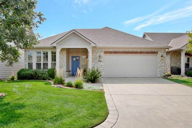 4046 N Goldenrod Ct, Maize, KS 67101 (MLS #586921) :: Preister and Partners | Keller Williams Hometown Partners