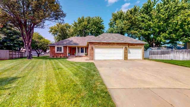 10226 W Westport Ct., Wichita, KS 67212 (MLS #586928) :: Pinnacle Realty Group