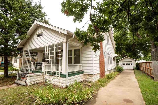 1020 N Porter Ave, Wichita, KS 67203 (MLS #586939) :: On The Move