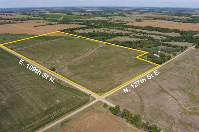 NW/c of 109th St N And 127th St E - Tract 2, Lincoln, KS 67147 (MLS #586944) :: Keller Williams Hometown Partners