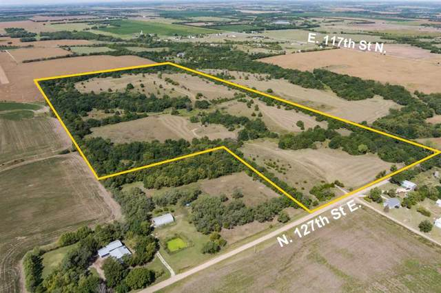 N of 109th St N And 127th St E - Tract 4, Valley Center, KS 67147 (MLS #586946) :: Graham Realtors
