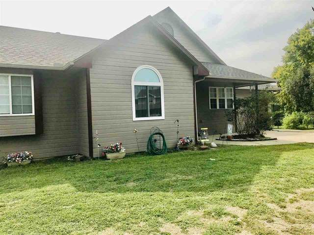 2523 E Elk Run Court, Park City, KS 67219 (MLS #586970) :: Preister and Partners | Keller Williams Hometown Partners
