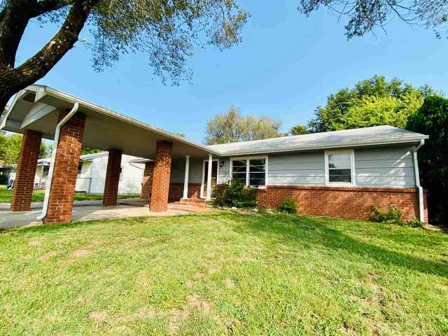 318 Stanley Dr, Arkansas City, KS 67005 (MLS #586971) :: Preister and Partners | Keller Williams Hometown Partners