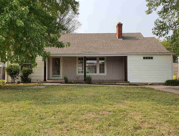 2420 E Mesita Dr, Wichita, KS 67211 (MLS #586974) :: Keller Williams Hometown Partners