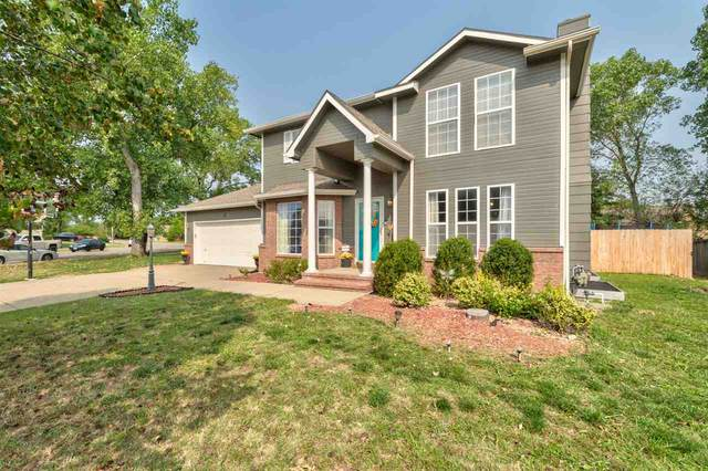 4272 N Rushwood Ct, Bel Aire, KS 67226 (MLS #586975) :: Preister and Partners | Keller Williams Hometown Partners
