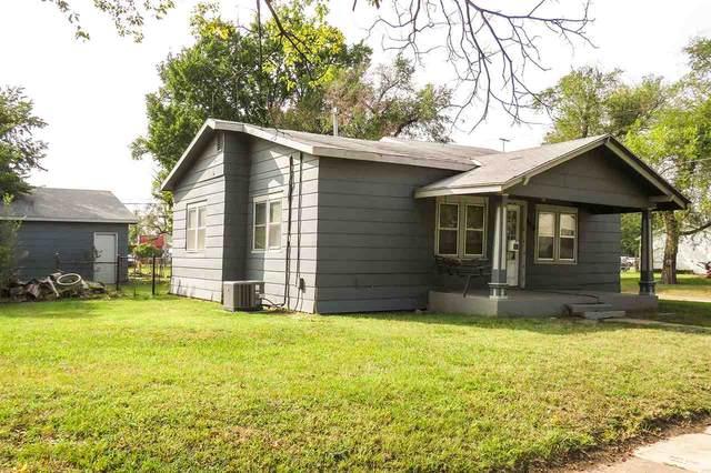 915 S Sedgwick St, Wichita, KS 67213 (MLS #586977) :: Graham Realtors