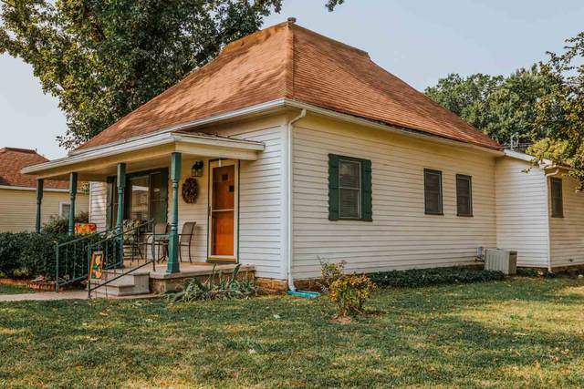 217 N Sedgwick St, Haven, KS 67543 (MLS #586981) :: Keller Williams Hometown Partners