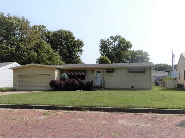 1018 N B Street, Arkansas City, KS 67005 (MLS #586983) :: Keller Williams Hometown Partners