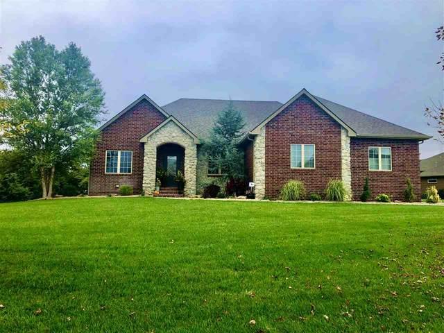 1809 E Elk Ridge Ave, Goddard, KS 67052 (MLS #586984) :: Pinnacle Realty Group