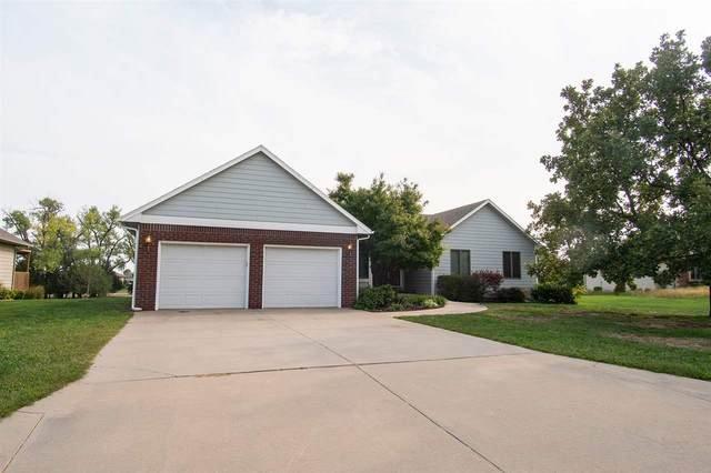 709 S Quail Ct, Newton, KS 67114 (MLS #586985) :: Pinnacle Realty Group