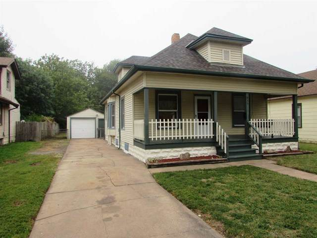 835 S Elizabeth Ave., Wichita, KS 67213 (MLS #586987) :: Graham Realtors