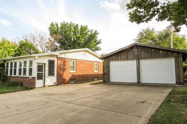 1407 W 27TH ST N, Wichita, KS 67204 (MLS #586990) :: Graham Realtors